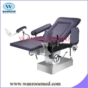 Hydraulic Obstetrics Gynecological Examination Table pictures & photos