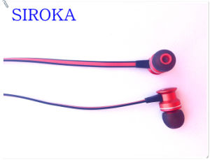 Hot Sell New Design Metal Earphones for Mobile. pictures & photos