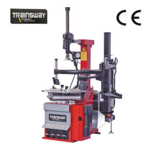 Professional Pneumatic Tilt-Back Post Tyre Changer with Right Help Arms (ZH665R)