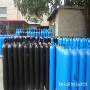 Seamless Steel High Pressure Oxygen Gas Cylinder (ISO9809-1) pictures & photos