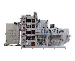 Flexo Printing Machine 120m/Min Speed pictures & photos