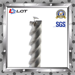 HRC55 Tungsten Carbide Aluminum Endmill pictures & photos