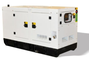 Silent Diesel Generator Set for Factory (BIS20D) pictures & photos