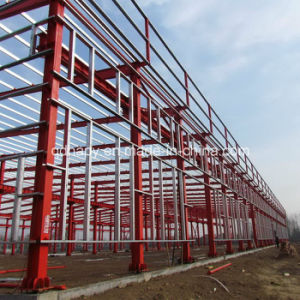 Moderned Designed Prefabricated Construction at Lower Price pictures & photos
