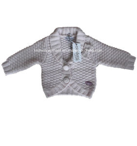 Children Knitted Long Sleeve Fashion Clothing (C15-033)