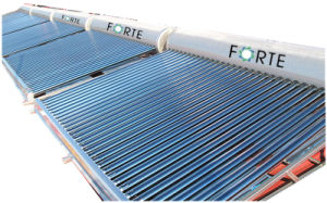 Small Tank Compact Solar Water Heater pictures & photos