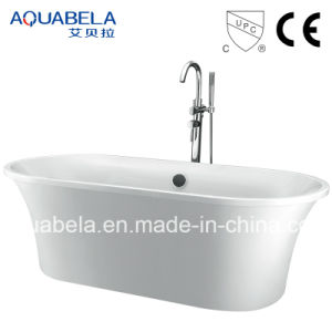 CE/Cupc Approved Acrylic Freestanding Bathtub (JL616) pictures & photos