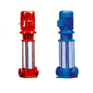 Vertical Pipeline Multistage High Pressure Water Centrifugal Boosting Pump pictures & photos