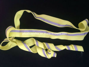 Polyester Reflective Webbing pictures & photos