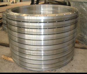 DIN 2573 6 Bar Slip on Flange, DIN2573 Pn6 Slip on Flange pictures & photos