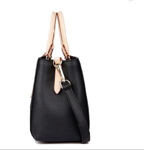 High Quality Ladies Leather Shoulder Bags (T6652) pictures & photos