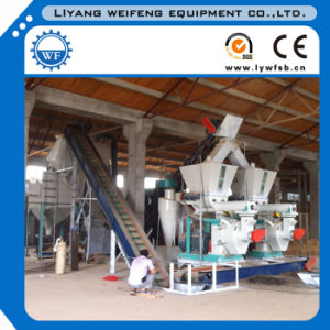 1-10ton Per Hour Ce Approved Wood Sawdust Wood Pellet Machine Price for Sale pictures & photos