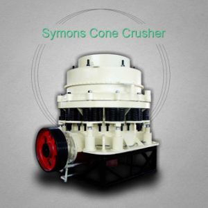 Ce ISO Approved High Quality Symons Cone Crusher pictures & photos