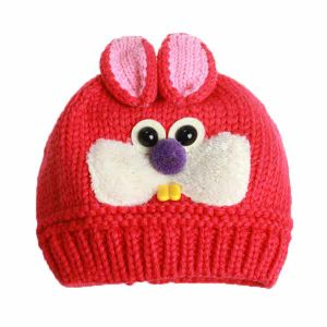 Children Beanie Hat with Crystal pictures & photos
