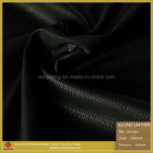 New PU Garment Leather (G023) pictures & photos