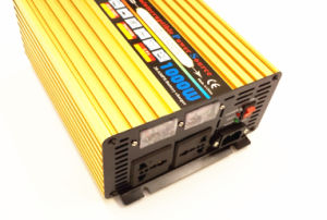 1000W DOXIN New Design Golden Power Inverter with UPS and Battery Charger pictures & photos