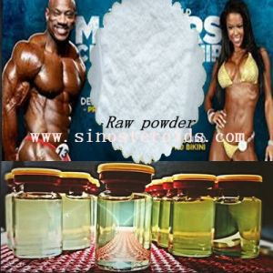 Safe Anabolic Bulking Cycle Steroids Testosterone Decanoate for Muscle Gain pictures & photos