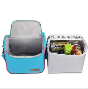 Multifunction Practical Portable Ice Bags Insulation Oxford Cooler Bag Lunch Bag Picnic Packet Bento Box Food Fruit Thermal Bag pictures & photos