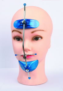 Face Mask Reverse Pull Headgear (multi-adjustable) pictures & photos