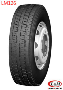 Chinese Long March Best Price Steer Truck Tire (LM126) pictures & photos