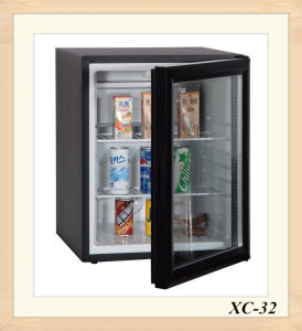 Glass Door Quality Stainless Steel Beverages Cooler Kitchen Appliance pictures & photos