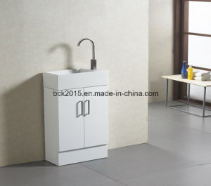 Bck Australia′s Most Popular MDF White Gloss Cabinet Vanity pictures & photos
