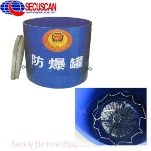 Explosion Proof Container Can Bear 1.5kg TNT pictures & photos