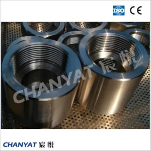 Super Stainless Steel Forged Fitting Full Coupling A182 (3RE60, 1.4417, X2CrNiMoSi195) pictures & photos