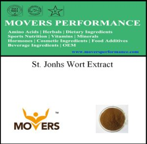 Natural Extract Hot Sell St. Jonhs Wort Extract pictures & photos