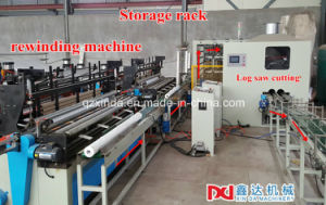 Full Automatic Coreless Toilet Paper Kitchen Towel Production Line pictures & photos