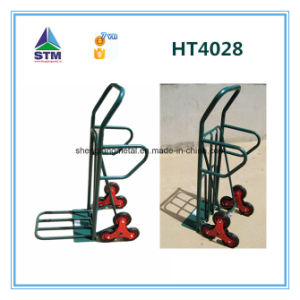 Ht1312A Qingdao Heavy Stair-Climbing Trolley pictures & photos
