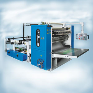 Facial Tissue Making Machine (9 lanes) pictures & photos