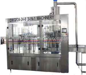 Abroad Service Pet Bottle Carbonated Soft Drink Filling Machine pictures & photos