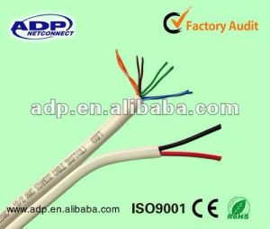 Cat5e UTP LAN Cable+2c Power Cable pictures & photos