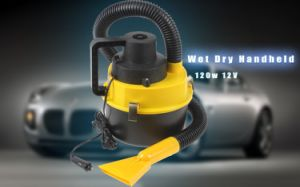 Dry & Wet Dual-Use Super Strong Suction Car Vacuum Dust Cleaner pictures & photos