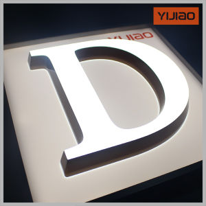 Metal Channel Letter Front Lit for Advertising Indoor Outdoor IP65 IP68 Waterproof pictures & photos