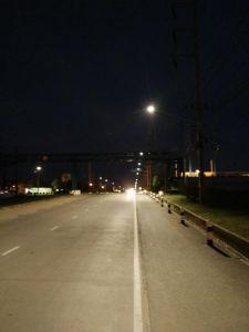 60W Manufacturer CE UL RoHS Bridgelux LED Street Light (Semi-cutoff) pictures & photos