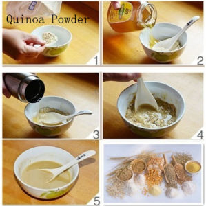 Quinoa Extract / Chenopodium Quinoa Willd Powder pictures & photos