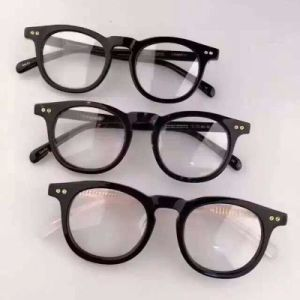 2017 Fashion Classic Design Acetate Optical Frame for Unisex pictures & photos