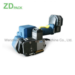 Battery Powered Plastic Strapping Machine (Z323) pictures & photos