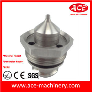 CNC Machining Part of Spray Nozzle Head pictures & photos