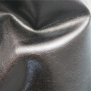10 Years Anti-Hydrolysis Superior Abrasion Resistance PU Synthetic Leather pictures & photos