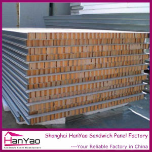 High Quality Insulated Steel Honeycomb Sandwich Panel pictures & photos