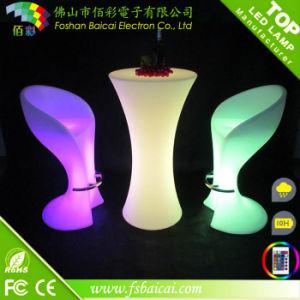 Modern Bar Light LED Event Table