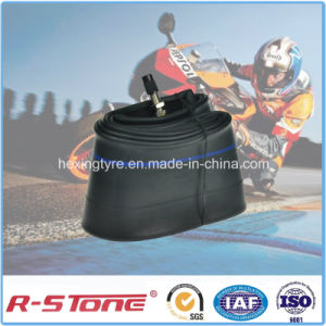 High Quality Butyl Motorcycle Inner Tube 3.50/4.10-17 pictures & photos