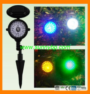 Outdoor LED Rechargeable Emergency Garden Light (SBP-FL-10) pictures & photos