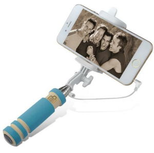 2016 Wired Selfie Stick Monopod pictures & photos