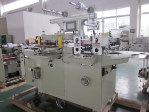 Automatic Roll to Roll Label Cutting Machine pictures & photos