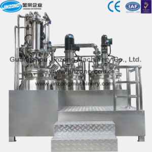 Jinzong Machinery Water-Based PU Resin Pilot Plant pictures & photos