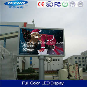 P6 Outdoor Full Fixed Full Color LED Display pictures & photos